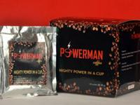 Powerman Coffee